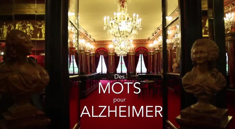 « Des mots pour Alzheimer » : une campagne vidéo pour sensibiliser le plus grand nombre