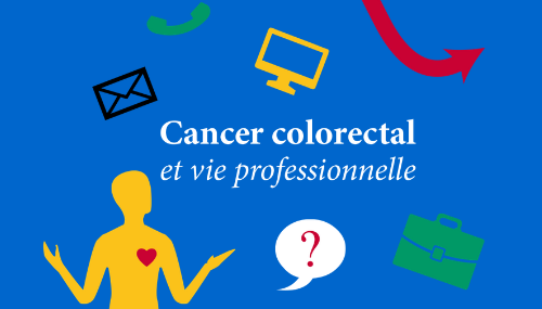 cancer colorectal travail