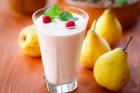 La crème de poires version allégée : un dessert pour le plus grand plaisir de tous