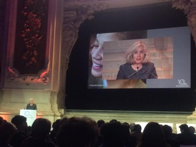 Interview de Corinne Le Goff, Présidente de la Fondation Roche
