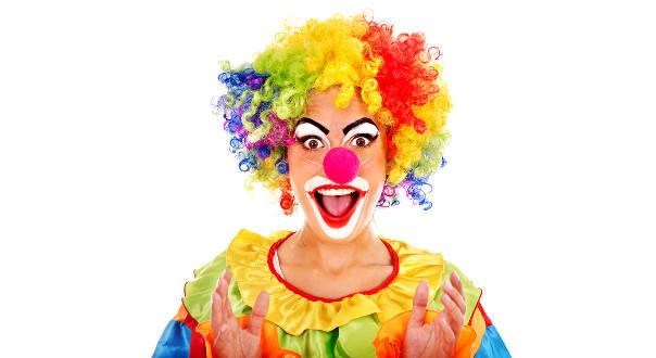 Elle est clown à l'hôpital