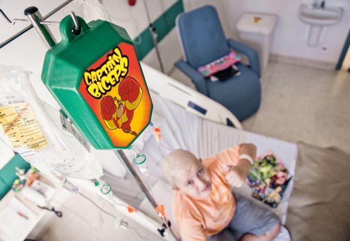Coucou Nous Voilou au chevet des enfants malades