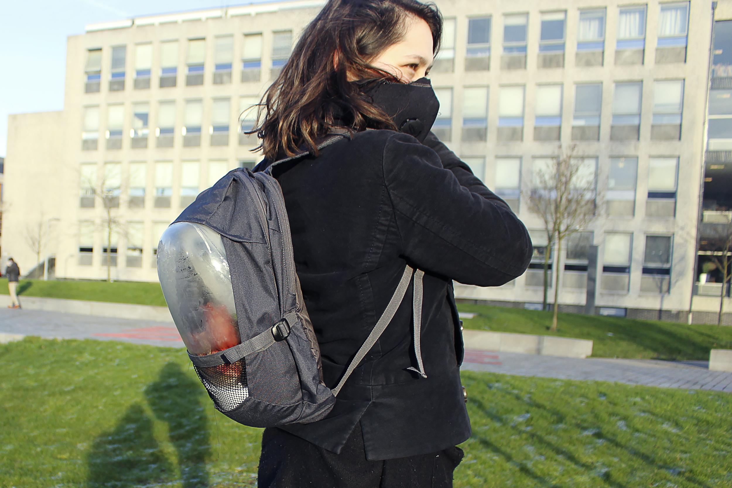 « The Plant Bag », le sac anti-pollution