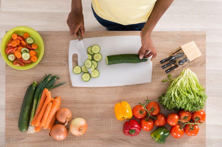 Les végétariens plus exposés aux maladies chroniques ?