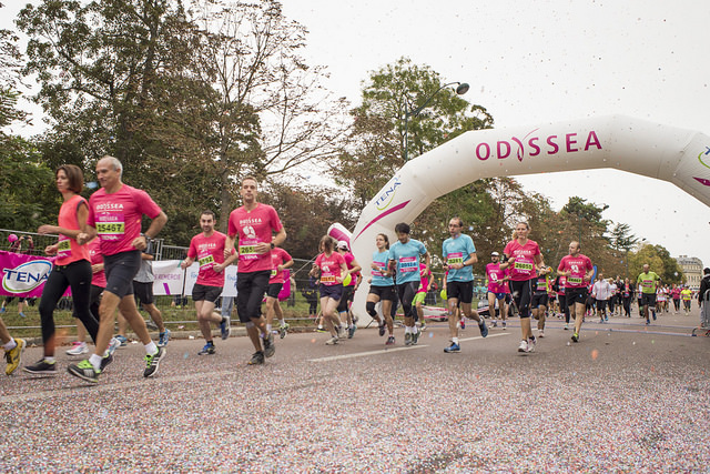 5 questions sur la course Odyssea, pour la lutte contre le cancer du sein