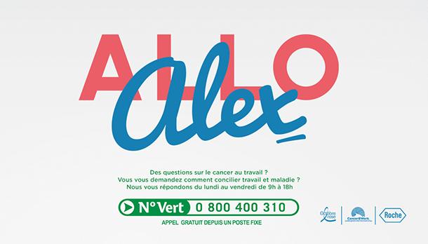 « Allo Alex », une hotline cancer et travail
