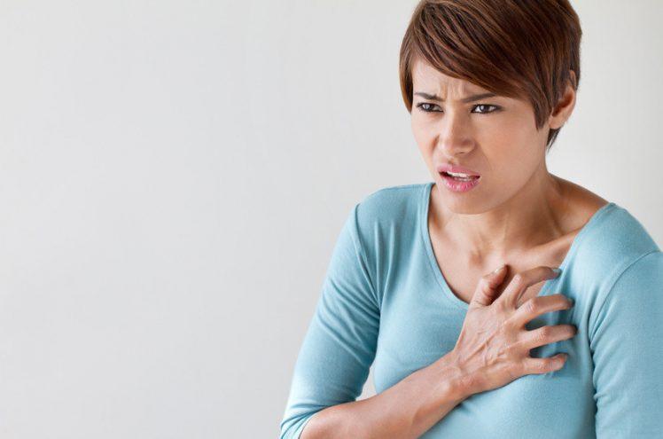 L'infarctus chez les femmes ne doit pas être pris à la légère