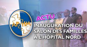 Enfin un espace pour les familles à l'hôpital nord de Marseille