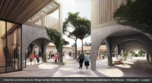 Le premier village Alzheimer va ouvrir à Dax