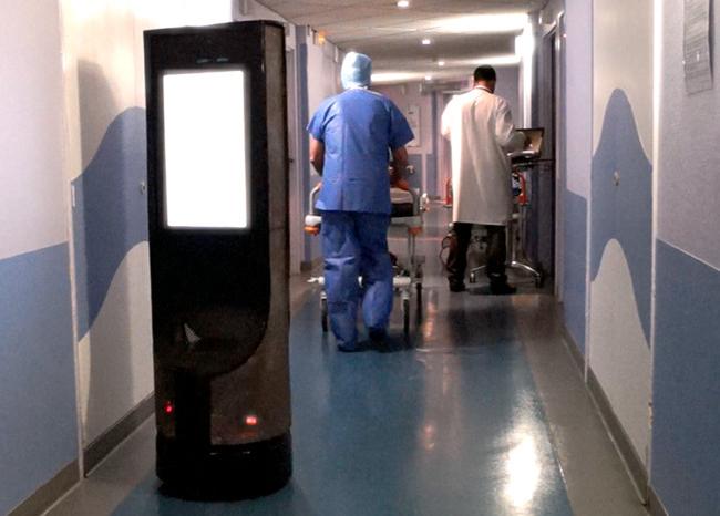 Ambulatoire : des robots pour renforcer le personnel hospitalier