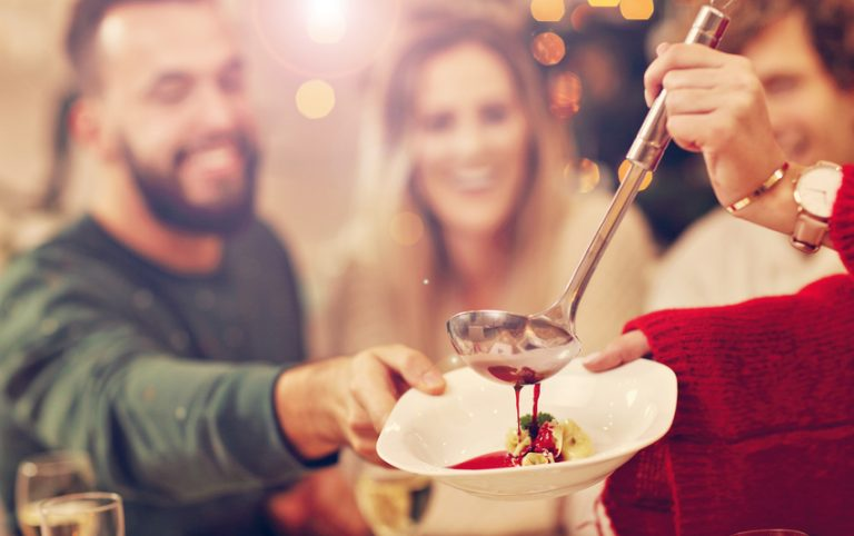 Nutrition : quelques idées pour un repas de fêtes équilibré