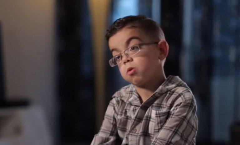 Maladie des organes inversés : le courage d'un enfant