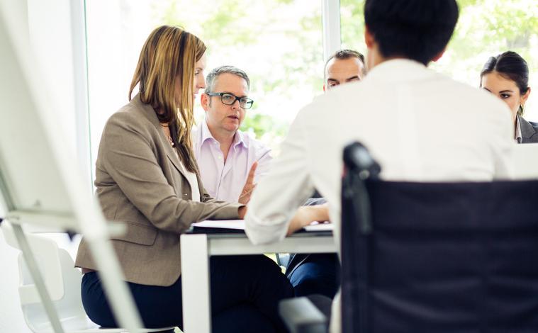 Quel est l'impact de la sclérose en plaques sur la vie professionnelle ?