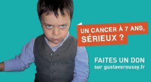 Septembre en or : lutte contre le cancer de l'enfant