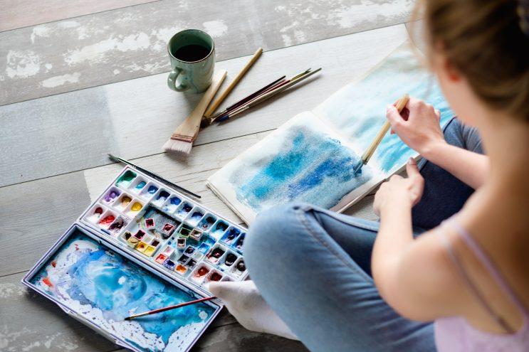 L'art-thérapie : une bonne façon d'exprimer ses émotions