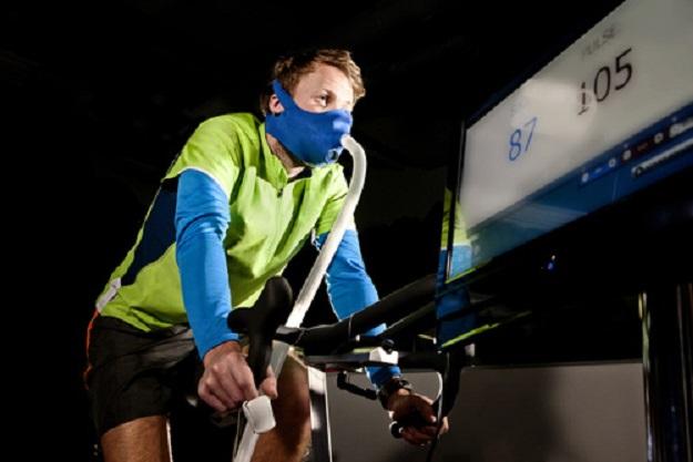 Malgré sa BPCO, il bat le record du monde de vitesse à vélo
