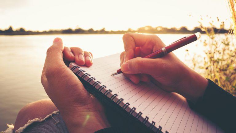 Le pouvoir guérisseur de l'écriture