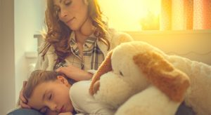 Le jour où j'ai appris que mon enfant souffrait d'une maladie de Crohn