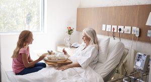 Y'a-t-il un âge limite pour rendre visite à un proche malade ?