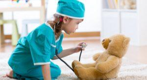 L'hôpital de plus en plus adapté aux enfants