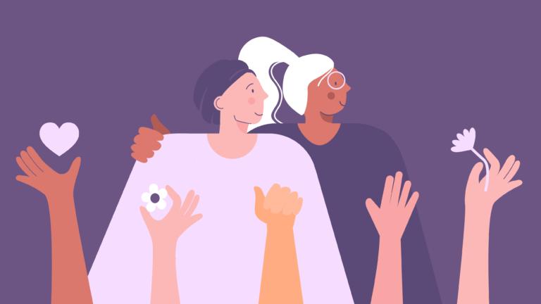 Cancer du sein : 5 associations aux côtés des femmes